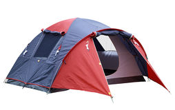 Free Small Dome Tent Royalty Free Stock Image - 17033036