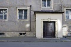 Small door Royalty Free Stock Photo
