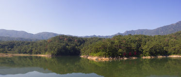 Small Dragon Lake in XiaMen Stock Image