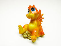 Small dragon Royalty Free Stock Images