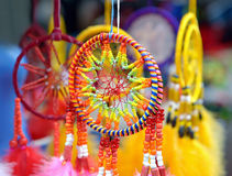 Small dream catchers Royalty Free Stock Photo