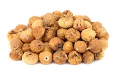 Small dried fig Royalty Free Stock Photos