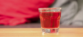 Small drink Royalty Free Stock Photos