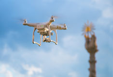 Small drone Royalty Free Stock Image