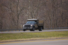 Small Dump Truck Royalty Free Stock Photos