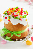 Small Easter cake Royalty Free Stock Image