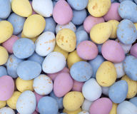 Small Easter Eggs Royalty Free Stock Photo