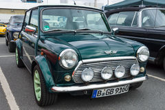 Small economy car Mini. Stock Photo
