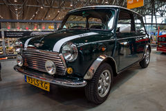 Small economy car Rover Mini Cooper. Stock Image