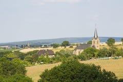 Small Eifel Village, Germany Stock Photography