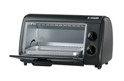 Small electric oven Royalty Free Stock Images