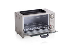 Small electric oven Stock Image