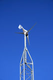 Small electric windmill Stock Photography