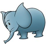 Small Elephant Stock Photos