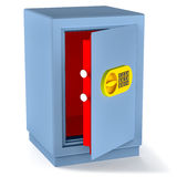 Small empty safe Royalty Free Stock Photo