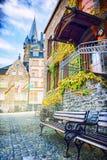 Small european town Stock Image