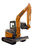 Small excavator Stock Photos