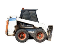 Small excavator Bobcat Royalty Free Stock Photo