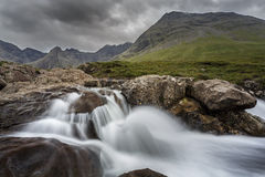 Small fall, Isle of Skye Royalty Free Stock Photos