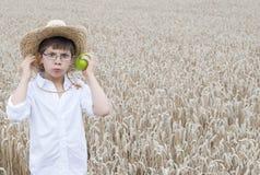 A small farmer Stock Photo