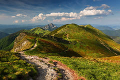 Small Fatra. National park small Fatra in Slovakia Stock Photo