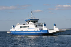 Small ferry Stock Photo