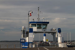 Small Ferry Royalty Free Stock Image