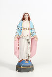 Small figure of Madonna Stock Photo