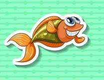 Small fish Royalty Free Stock Photography
