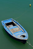 Small fisherman boat Royalty Free Stock Photos