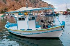 Small fishing boat Royalty Free Stock Image