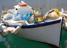 Small fishing boat Royalty Free Stock Photography