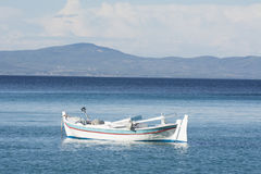 Small fishing boat Stock Photography