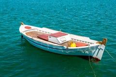 Small fishing boat Royalty Free Stock Photos