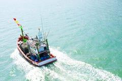 Small fishing boats Stock Photography