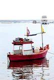 Small fishing boats. Royalty Free Stock Photos