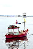 Small fishing boats. Royalty Free Stock Images