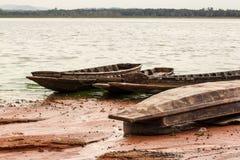 Small Fishing Boats Royalty Free Stock Photo