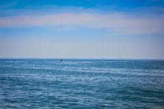 Small fishing boats Royalty Free Stock Images