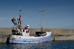 Small Fishingboat Royalty Free Stock Photos