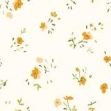 Small flower pattern Stock Photos