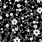 Small flowers pattern 095 Stock Photos