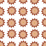 Small flowers pattern Stock Images