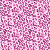 Small flowers seamless pattern Royalty Free Stock Image