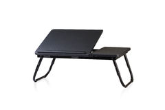 Small fold able table Royalty Free Stock Images