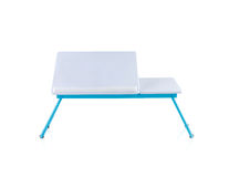 Small fold able table Royalty Free Stock Image