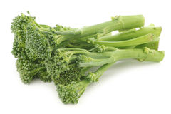 A small form of broccoli, called bimi Stock Photography