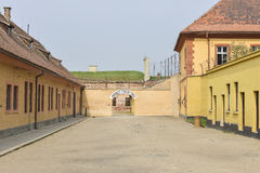 Small Fortress in Terezin Stock Photos