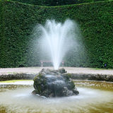 Small fountain Royalty Free Stock Photos