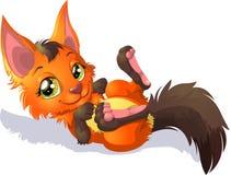Small fox Stock Photo